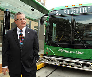 Peter and the Silver Line