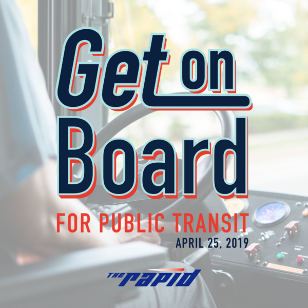 Get on Board Day 2019