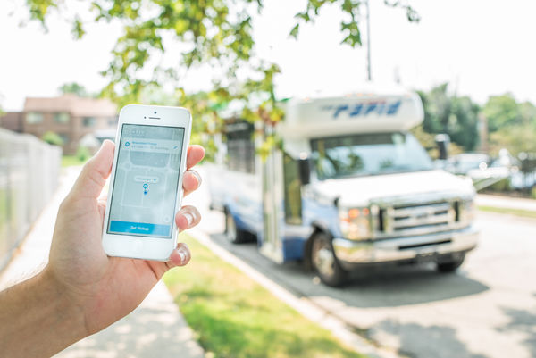 Rapid On Demand App and Shuttle