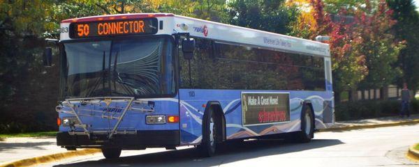 GVSU Bus