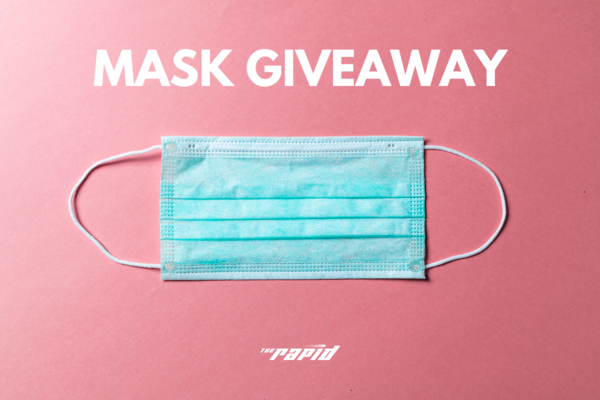 Mask Giveaway May 2020