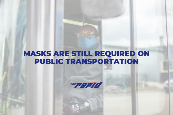 Mask Notice - Banner