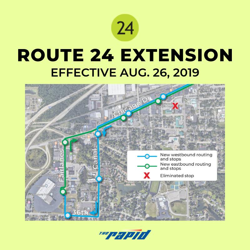 Route 24 Extension