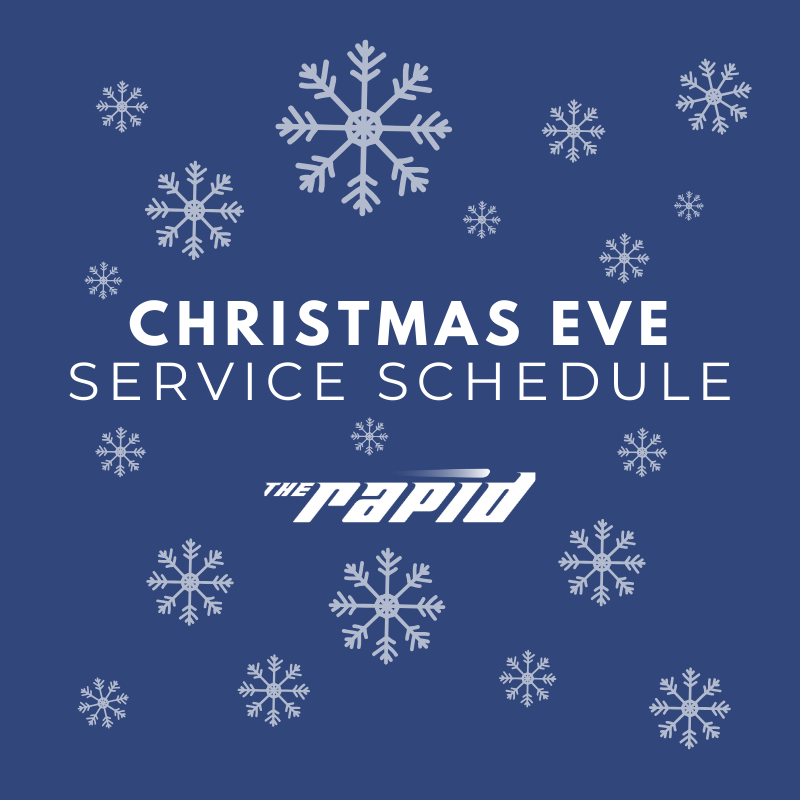 Christmas Eve 2019 Schedule