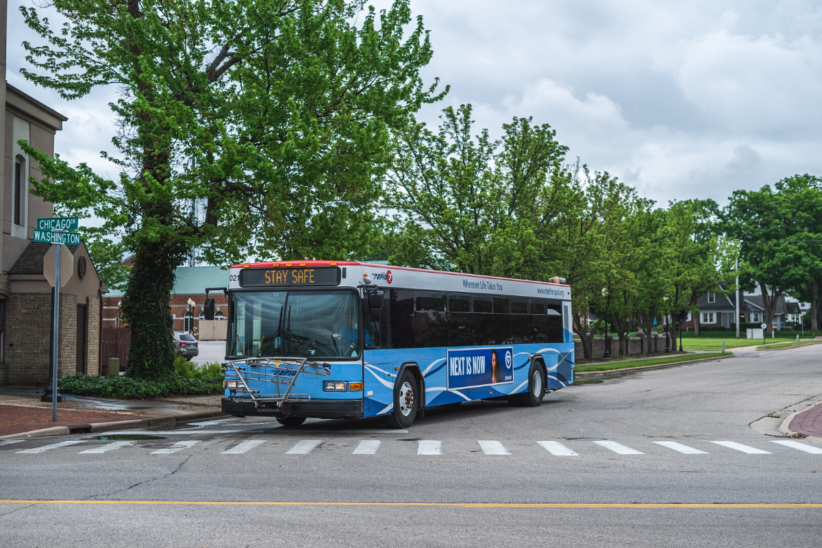 Bus in Service June 2020